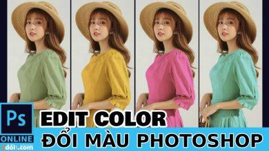 Cach doi mau trong photoshop online chinh san pham ban hang Cách đổi màu trong photoshop online chỉnh sản phẩm bán hàng